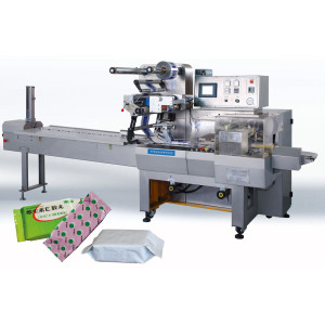 Pillow Type Wrap Machine for Blisters