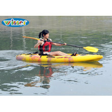 Classical Winner Plastic Single Kayak