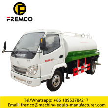 FOTON Chassis 4X2 Multifunctional Street Sprinkler