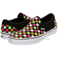 2014 New Design Hottest Custom Canvas Vulcanized Shoes For Sale Unisex