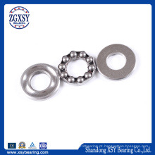 51217 Carry Axial Loads Thrust Ball Bearing Único Direção Bola Thrust Bearing