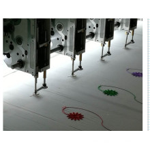 Good Quality Flat Embroidery Machine for Leather/Curtain/Cloth