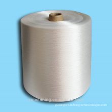 120D / 8F FLAT VISCOSE RAYON FILAMENT YARN IMITATION RAYON YARN
