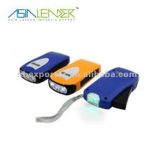 LED Notfall Hand-Taste Taschenlampe mit Multifunktion