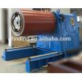 Prix bas hydraulique en acier bobine DEROULEUR machine d'usine de la Chine