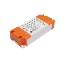 boqi DALI dimmable led driver 42v 400ma 18w dimming led driver with CE SAA
