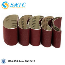 Wholesale ceintures de ponçage pour polir l'acier et le métal fabriqués en Chine