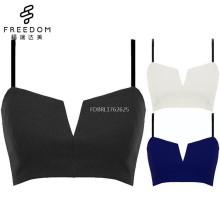 2017 nouveau design de photos de soutien-gorge images chaudes femmes sexy soutien-gorge sous-vêtements élégant v-cou bralette