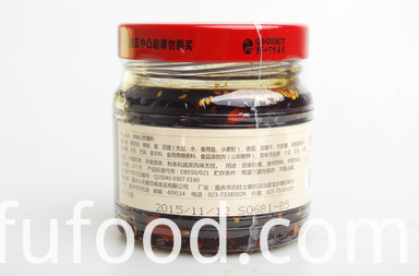 Chongqing fresh pepper beef sauce
