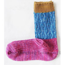 Winter Socks Lady Cotton Socks Fashion Floor Socks
