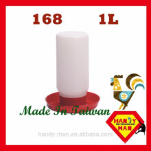 Plastikgeflügel für Küken Chicken 1L Durable Jar Type Trinker