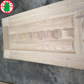 Wood Veneer HDF Moulded Door Skin