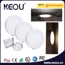 Warm White 4000k High Efficiency LED Surface Panel Downlight Factory/Manufacturer