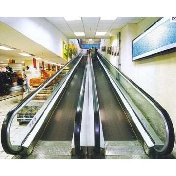 Paseo en movimiento con ángulo de inclinación 10-12
