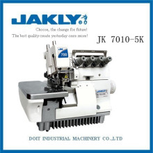 Fast start-up and stop high speed overlock sewing machine JK 7010-5K