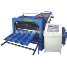 Roofing und Wand Farbe Stahl Fliesen Roll Umformmaschine / Making Machinery