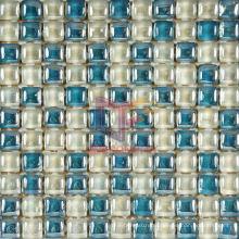 25*25*14 Rainbow Glass Mosaic for Bathroom (CFR619)