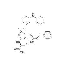 CAS حمض ALPHA-BOC-GAMMA-Z-(DL)-DIAMINOBUTYRIC 16947-89-0