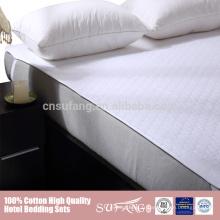 Drap-housse imperméable à l'eau de bambou de punaise de lit de couvertures de matelas