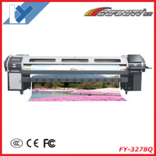 3.2m Infiniti Outdoor High Printing Speed Large Format Solvent Printer (FY-3278Q)