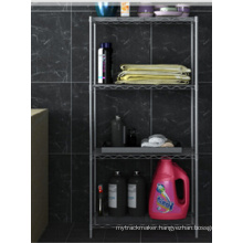4 Tier Adjustable Steel Bathroom Wire Shelving (CJ453090C4E)