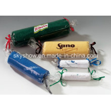 Customed Jacquard Handtuch mit Tasche (SST0369)