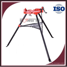 H401 Portable tristand with chain vise