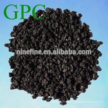 Низкий азот 200pp графитированных нефтяного кокса, углеродных райзер