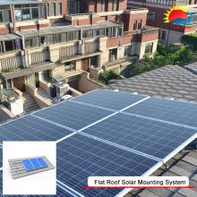 Soporte de montaje superior del techo del panel PV de 2016 nuevos productos (NM0394)