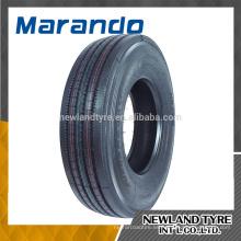 Fabricante de fábrica de China comercial 11r 24.5 neumáticos de camiones