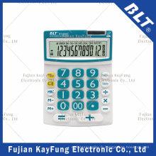 Calculatrice de bureau de fonction fiscale à 12 chiffres pour la maison et le bureau (BT-8836T)