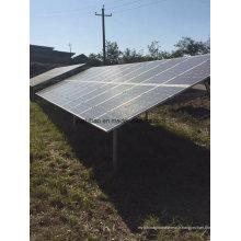 Montage au sol Support de systèmes solaires