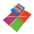 Китай Yiwu завод Оптовые продажи супер кухня ванной сетки губка чистящие