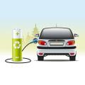 Dielektrische Beschichtung für Lithiumbatteriebetriebenes Auto