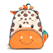 Custom Cute 3D Cartoon Animal Kids Backpack Kindergarten Girls Boys Backpack