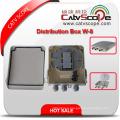 High Quality FTTX Terminal Box/Fiber Optical Distribution Box/ODF W-8