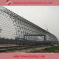 Estructura de acero del marco de acero Diseño de la estructura para el refugio de la bóveda