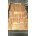 Molded MDF natural Wood Veneer Door Skin