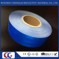 Blue Adhesive Safety Waterproof Micro Prism Reflective Sticker/Tape for Vehicle