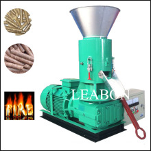 Маленькая машина для производства древесных гранул
