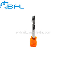 BFL CNC Tools,Solid Carbide Tools Coated Fixed Point Drills 90 Degree
