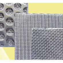 Maille filtrante frittée standard en acier inoxydable à 5 couches