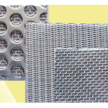 Стандартный 5 слой нержавеющей стали спеченные сетки фильтра