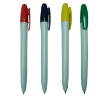 Twistable Ball Point Pen colored cap