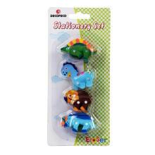 Детский забавный ластик в форме животных 3D ластик