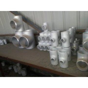 ASTM B366 Monel Pipe Fittings, cotovelo, tee, redutor, ponta