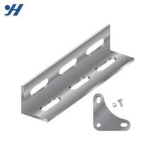 Especificação revestida galvanizada galvanizada laminada do ferro do ângulo do pó