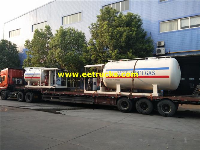 Autogas Portable Skid Plant