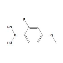 Ácido 2 - fluoro - 4 - metoxifenilborónico Nº 162101 - 31 - 7