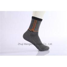 Moda homem negócios algodão vestido de meias meias projetos personalizados